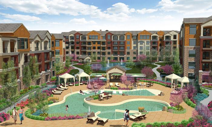 Brand New Apartments In Lenexa